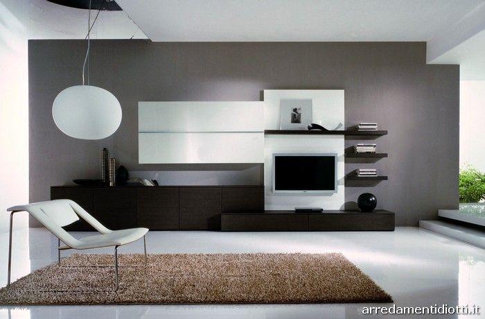 Link-parete-attrezzata-rovere-grigio-laccato-bianco (3)-big.jpg ...