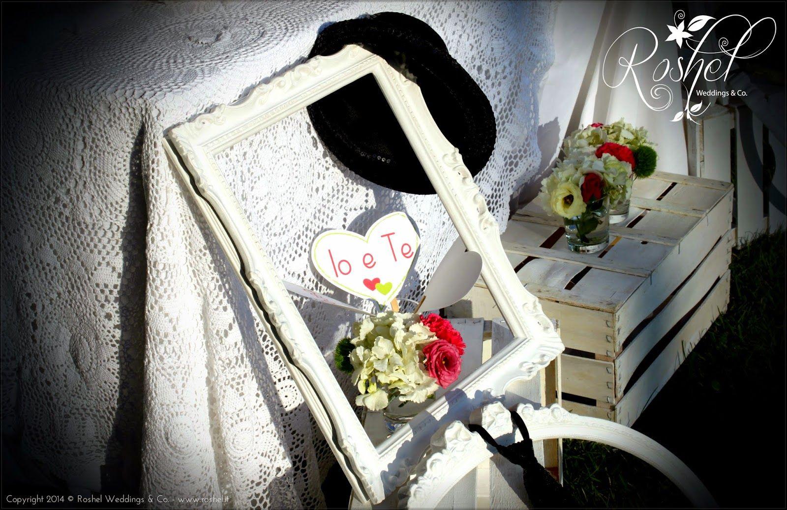 Wedding Photo Booth di Roshel Weddings & Co.  http://roshel-weddings-and-co.blogspot.it/2015/02/l-del-photo-booth-facce-da-matrimonio.html