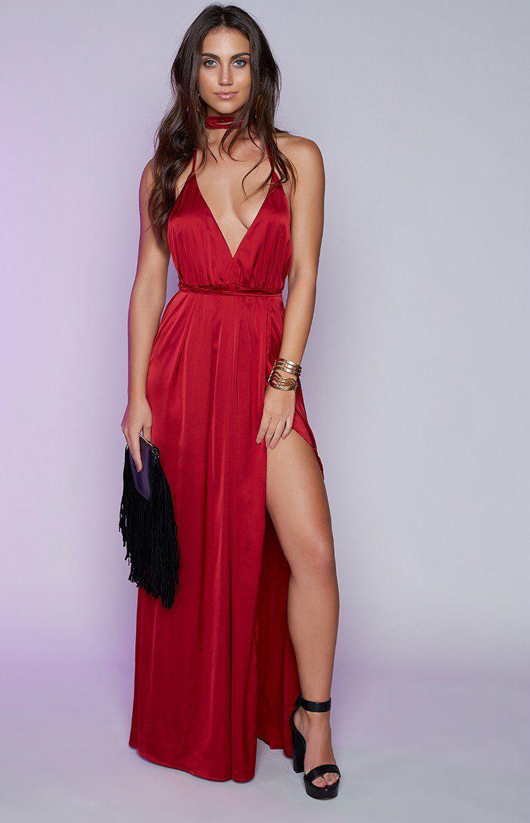 All night maxi dress wine beginning boutique formal dresses