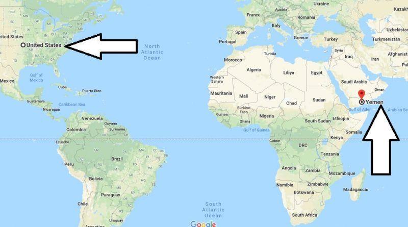 Where is Yemen? / Where is Yemen Located in The World ...