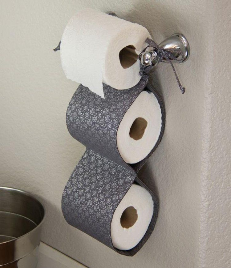 Amazing Toilettenpapierhalter Aus Stoff Selber Nähen Home Design Ideas