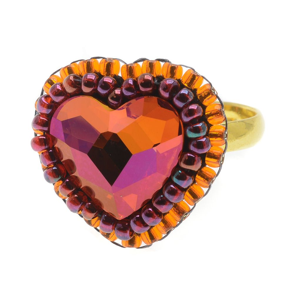Love Ablaze Ring