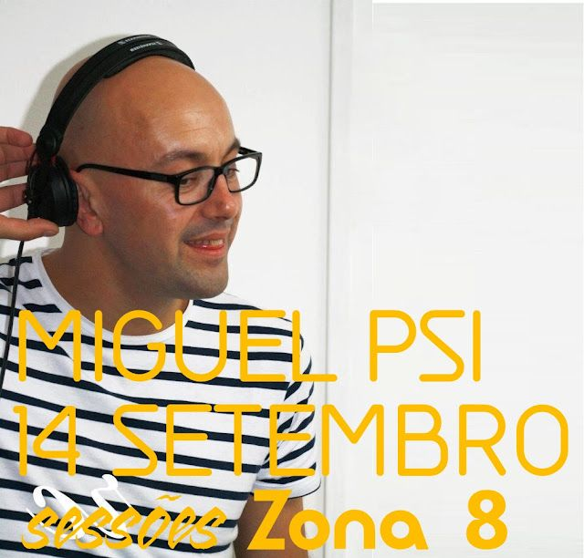 Zona 8 weekly radishow with special guest Miguel Psi