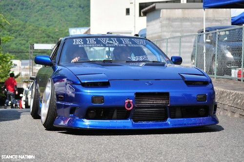 Review Jdm Nissan Silvia S13 Fastback Nissan 240sx Japan Cars Tuner Cars Nissan 180sx
