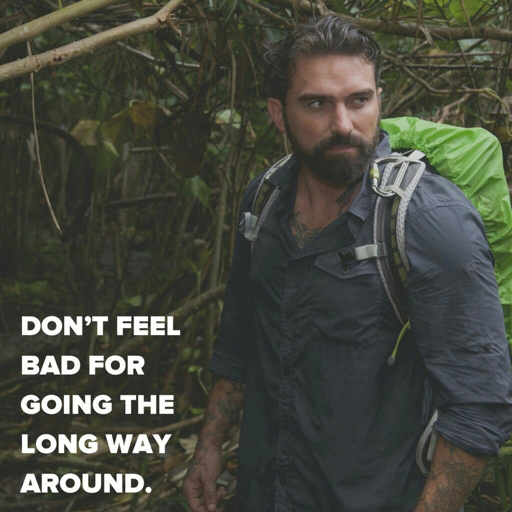 Ant Middleton Inspirational quote Nature quotes