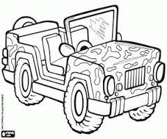 Risultati Immagini Per Jeep Da Colorare Mezzi Jeep