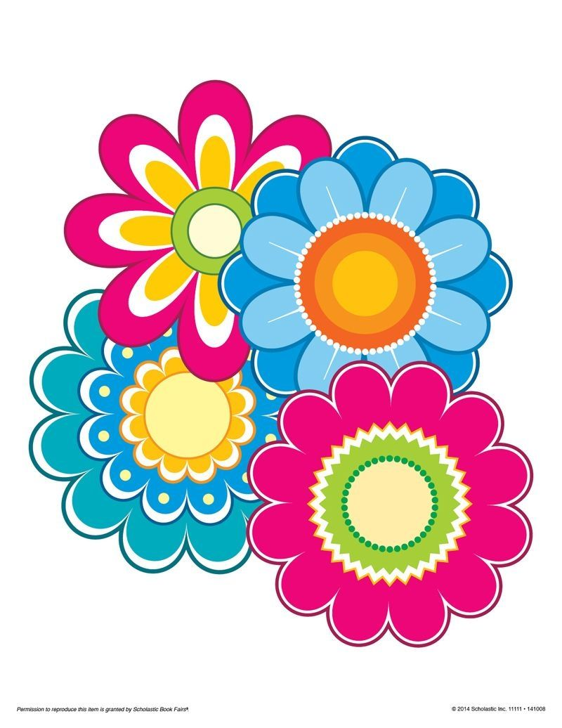 Mexican Flowers Clipart Free Flower Clipart Flower Drawing Flower Bouquet Drawing