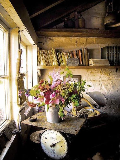 This Ivy House  - stunning photo. One day our cottage will look like  this
