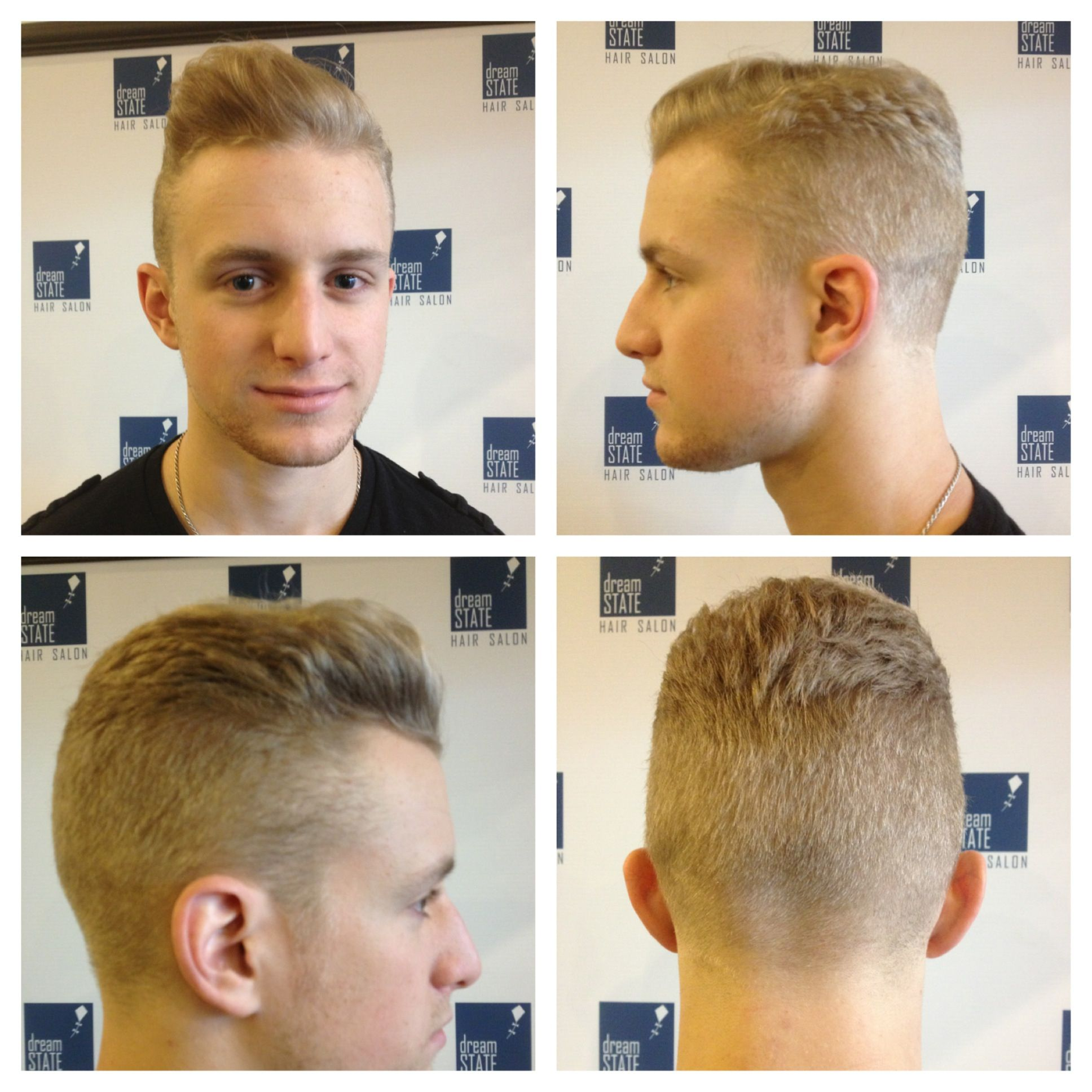 Trent S New Haircut Courtesy Of Heather Wightman At Dream State Salon Midtown Tallahassee Mens Hairstyles New Haircuts Mens Fashion