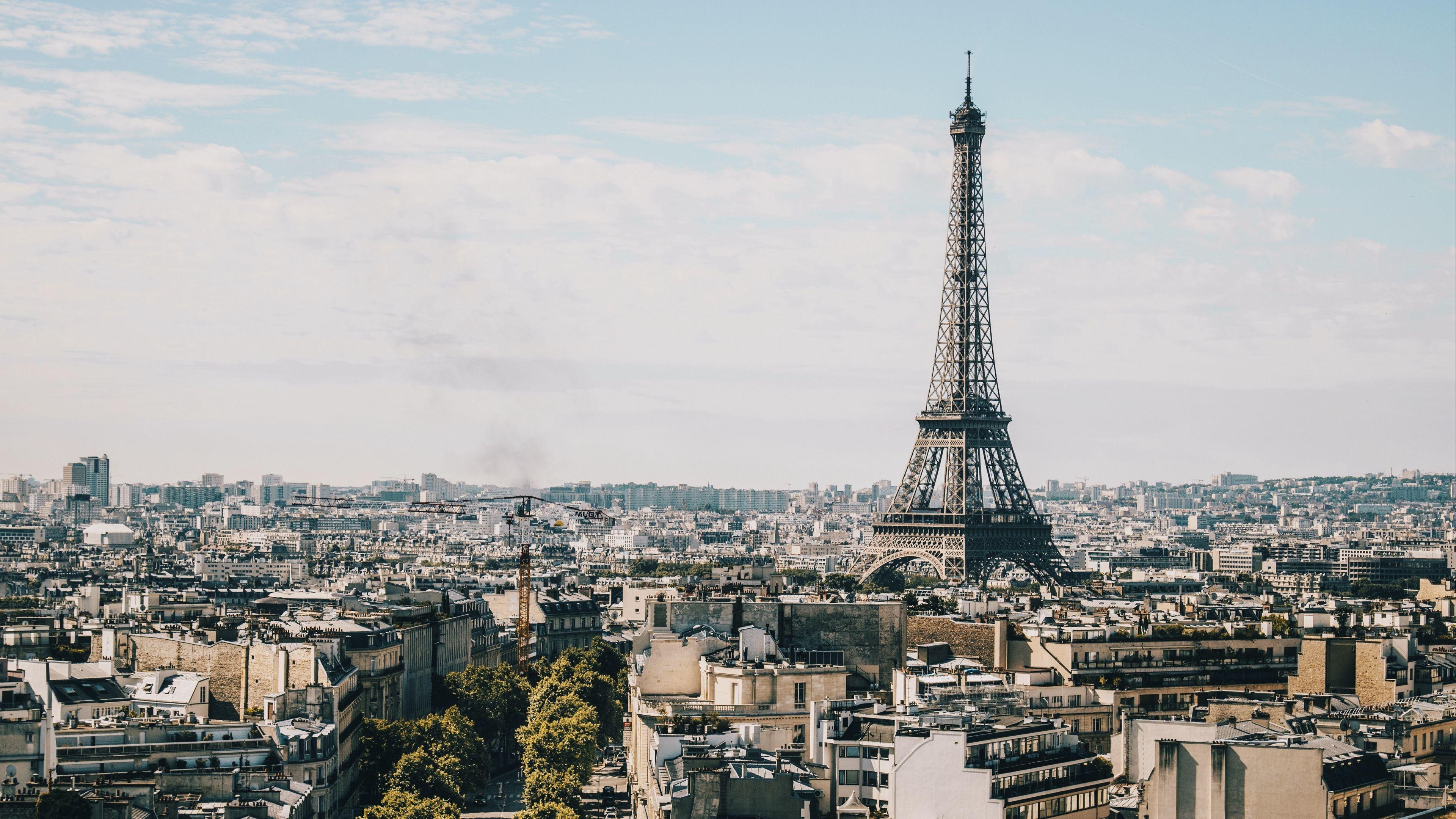 Eiffel Tower Paris Buildings 4k Paris Eiffel Tower Buildings In 2020 Paris Wallpaper London Wallpaper Laptop Wallpaper Desktop Wallpapers
