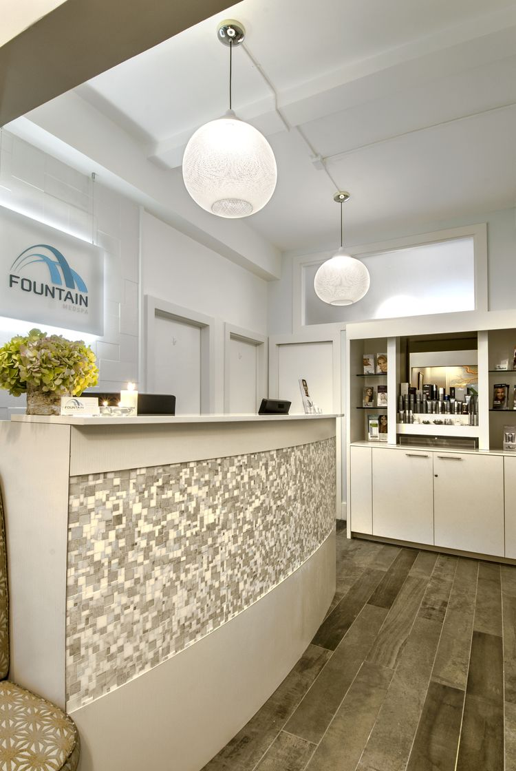 Fountain medical spa in new york 1 of my favourite design for Spa interior design