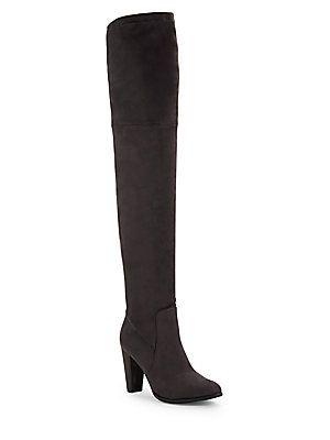 e8fb3e5e719 Catherine Catherine Malandrino Sorcha Over-The-Knee Boots - Grey - Siz