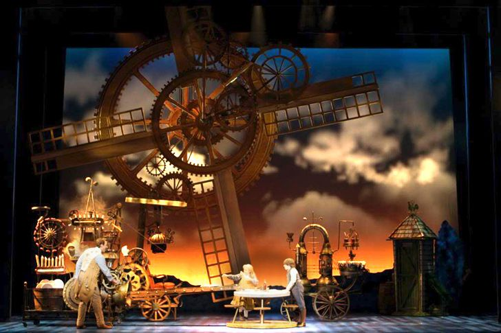 Scenic Designers Roundtable The Art Of Design Stated Daily Blog Stated Magazine Set Design Theatre Scenic Design Stage Lighting Design