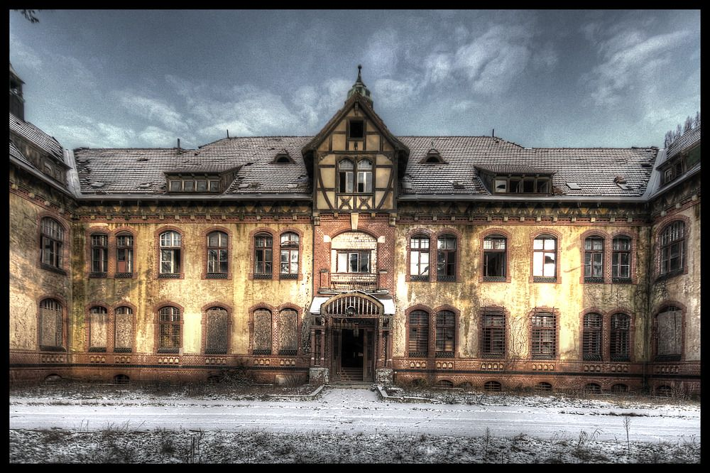 Beelitz Heilstaetten 17