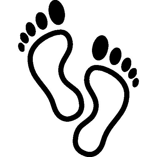 Baixe Variante Esquema Pegadas Gratuitamente Free Icons Vector Free Vector Icon Design