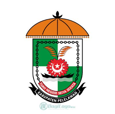 Kabupaten Pelalawan Logo Vector In 2020 Vector Logo Vector Custom Logos
