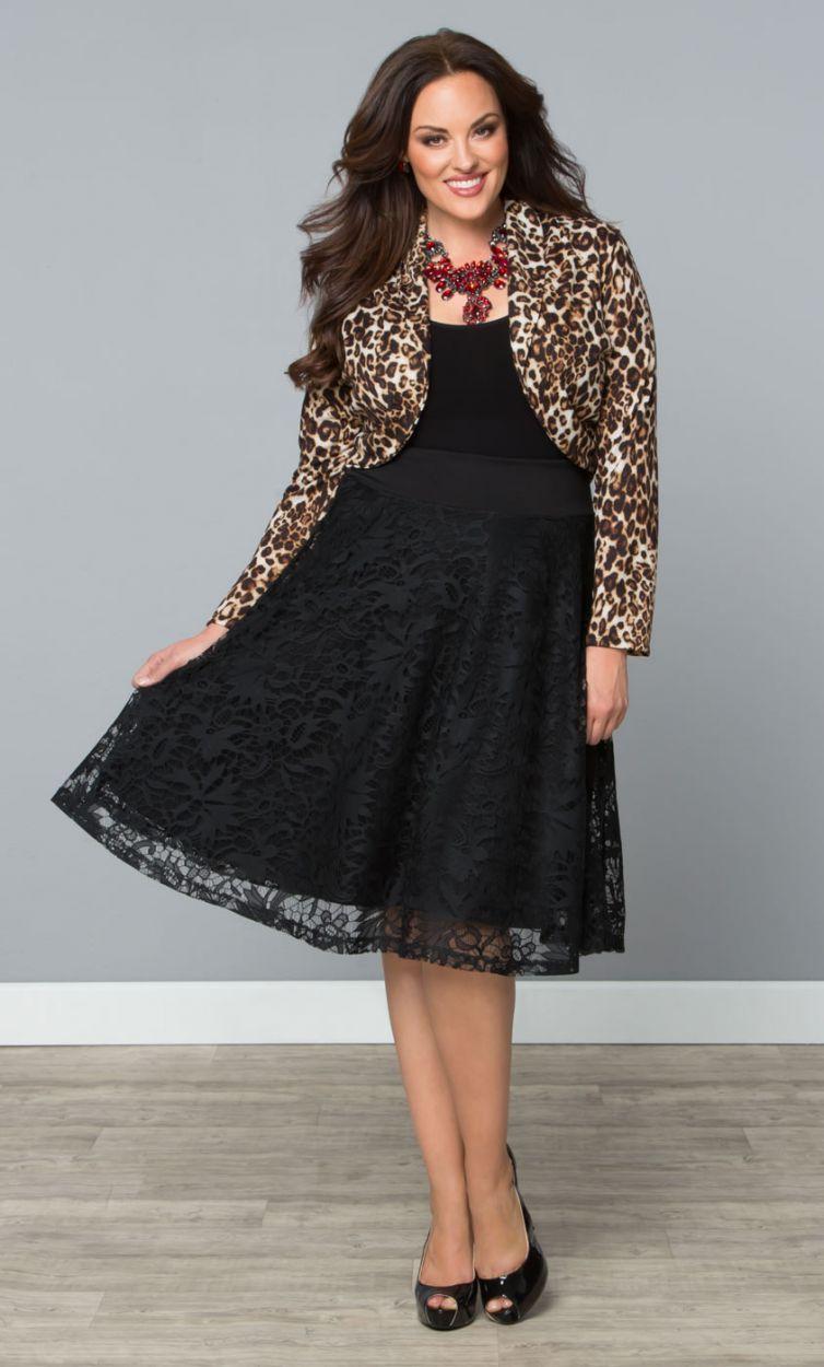 Onyx Night Plus Size Dresses – DACC