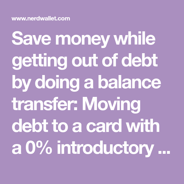 Best Balance Transfer And 0% APR Credit Cards Of April