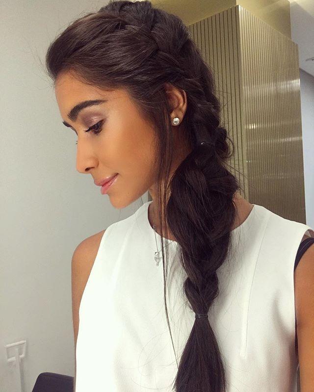Ready ❤️✨💍💃🏻 @vanessamontoro e @andreacontioficial Beauty by @neygarciamake e @jobosco 🌟