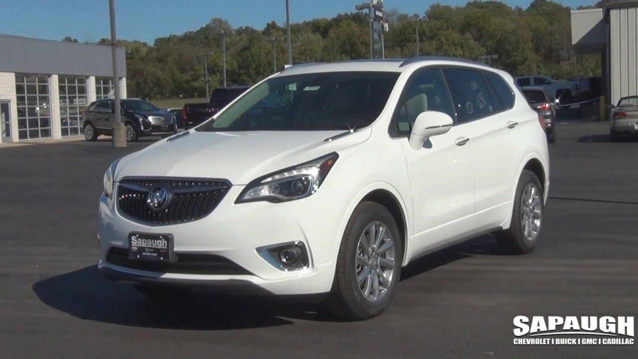 New 2019 Buick Envision For Sale Kirkwood Missouri Buick Envision Kirkwood Missouri Buick
