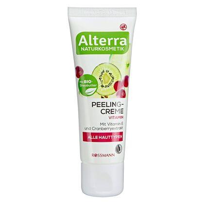 Alterra Peelingcreme Vitamin - ROSSMANN Online-Shop