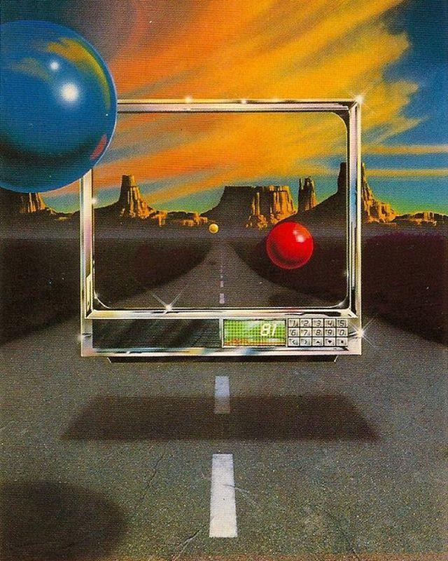 Airbrush Art, 1981