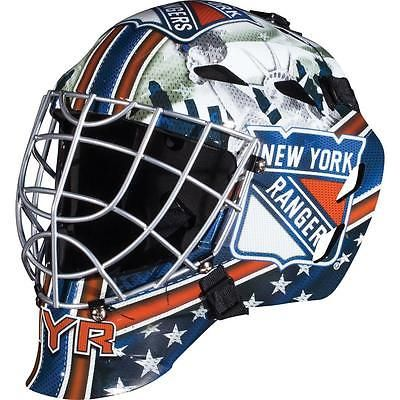 Franklin Sports GFM 1500 NHL Goalie Face Mask - Show off your official NHL  colors by playing street hockey in this Franklin Sports GFM 1500 NHL Goalie  Face ... 5be1cb6a1