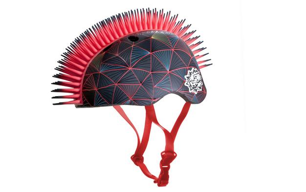 Krash Vector Victor Kids Helmet With Images Childrens Bike