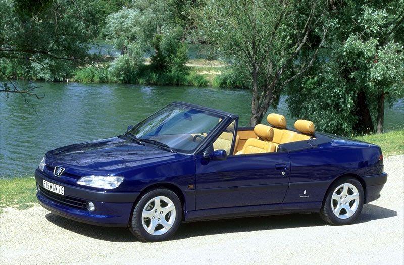 Peugeot 306 Cabriolet Carros Auto