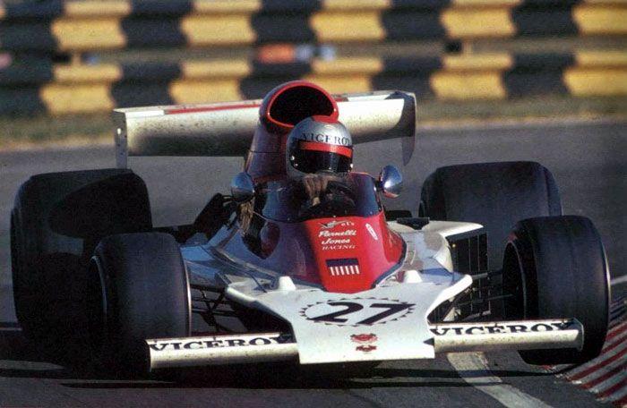 Mario Andretti 1975 Parnelli F1