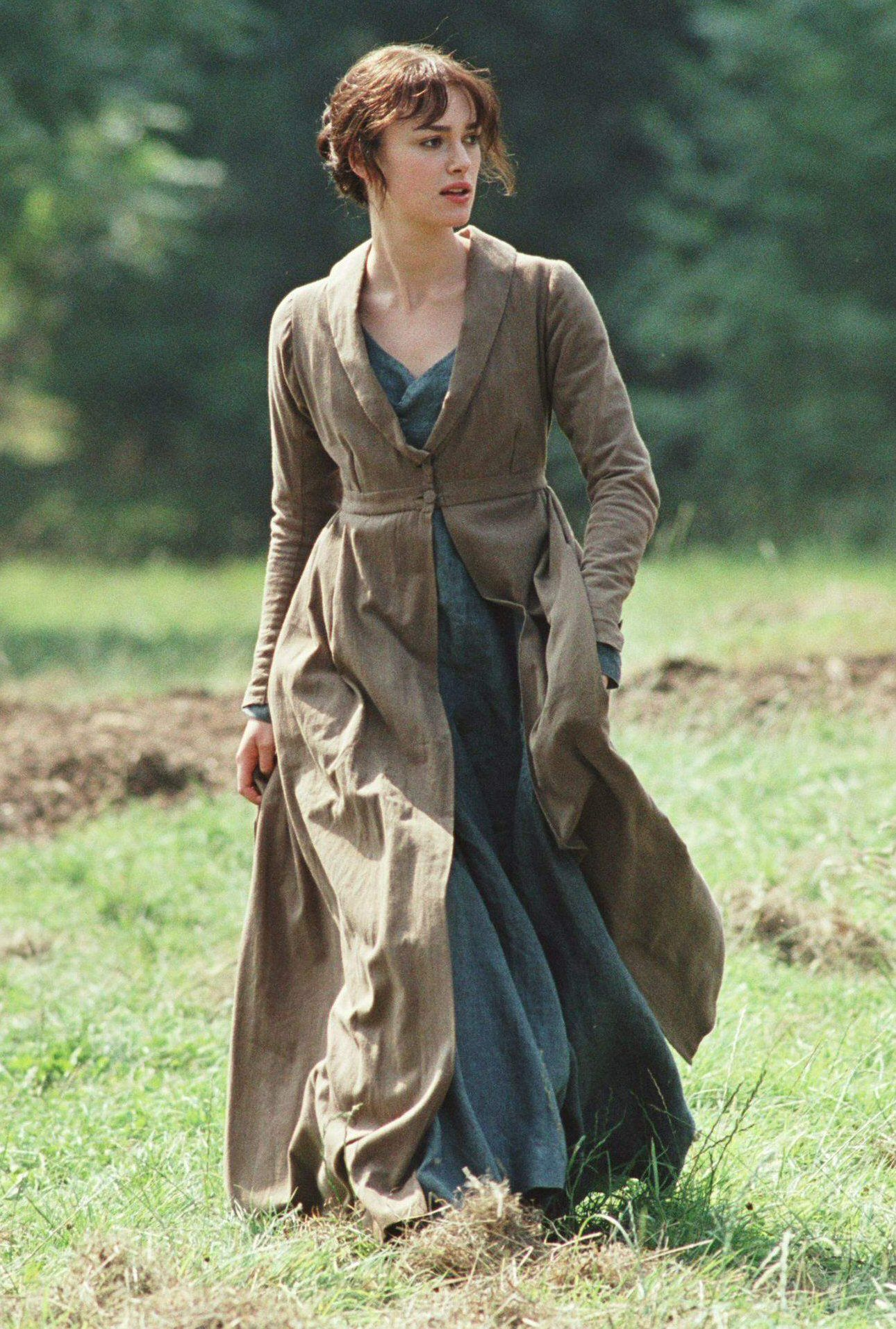 Pride and Prejudice 2005 Movie Gowns. A good collection of photos ...