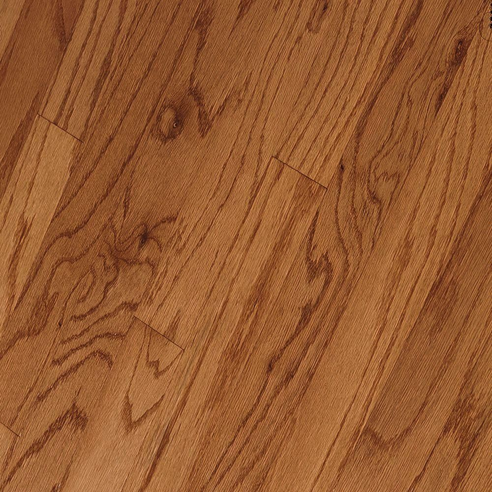 Bruce Springdale Oak Butterscotch 3 8 In Thick X 3 In Wide X Random Length Engineered Hardwood Flooring 25 Sq Ft Case Eb5265p The Home Depot Oak Engineered Hardwood Engineered Hardwood Flooring Hardwood Floors