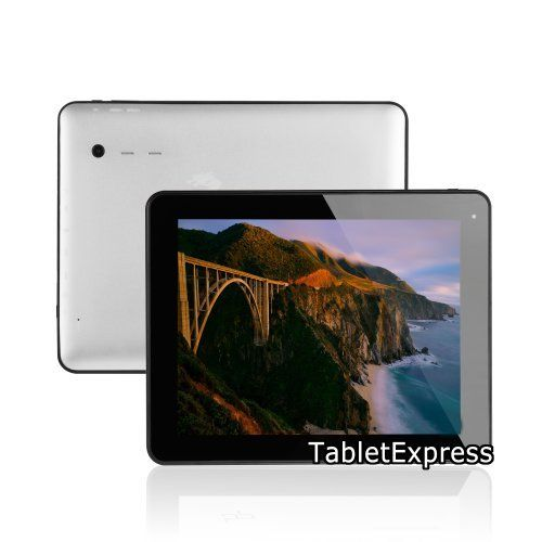 "9.7"" Android 4.0 IPS Capacitive Touch Screen 16GB Wifi A10 Tablet w/ Dual Camera MID970IPS - Dragon Touch (TM) [by TabletExpress] by TabletExpress, http://www.amazon.com/dp/B008RF58VQ/ref=cm_sw_r_pi_dp_egYasb0A7HRFA, $150@Amazon"