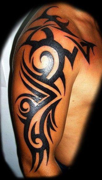 764d6cf1d Pin by Rhiannon Martinez on Ink love | Tattoos, Sleeve tattoos, Tribal  sleeve tattoos
