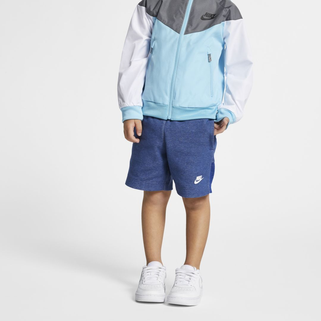 Nike Advance15 Knit Toddler Shorts. Nike.com #toddlershorts