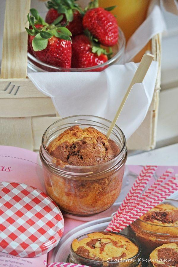 Kuchen Im Glas Marmorkuchen Buchrezension Picknick Backen