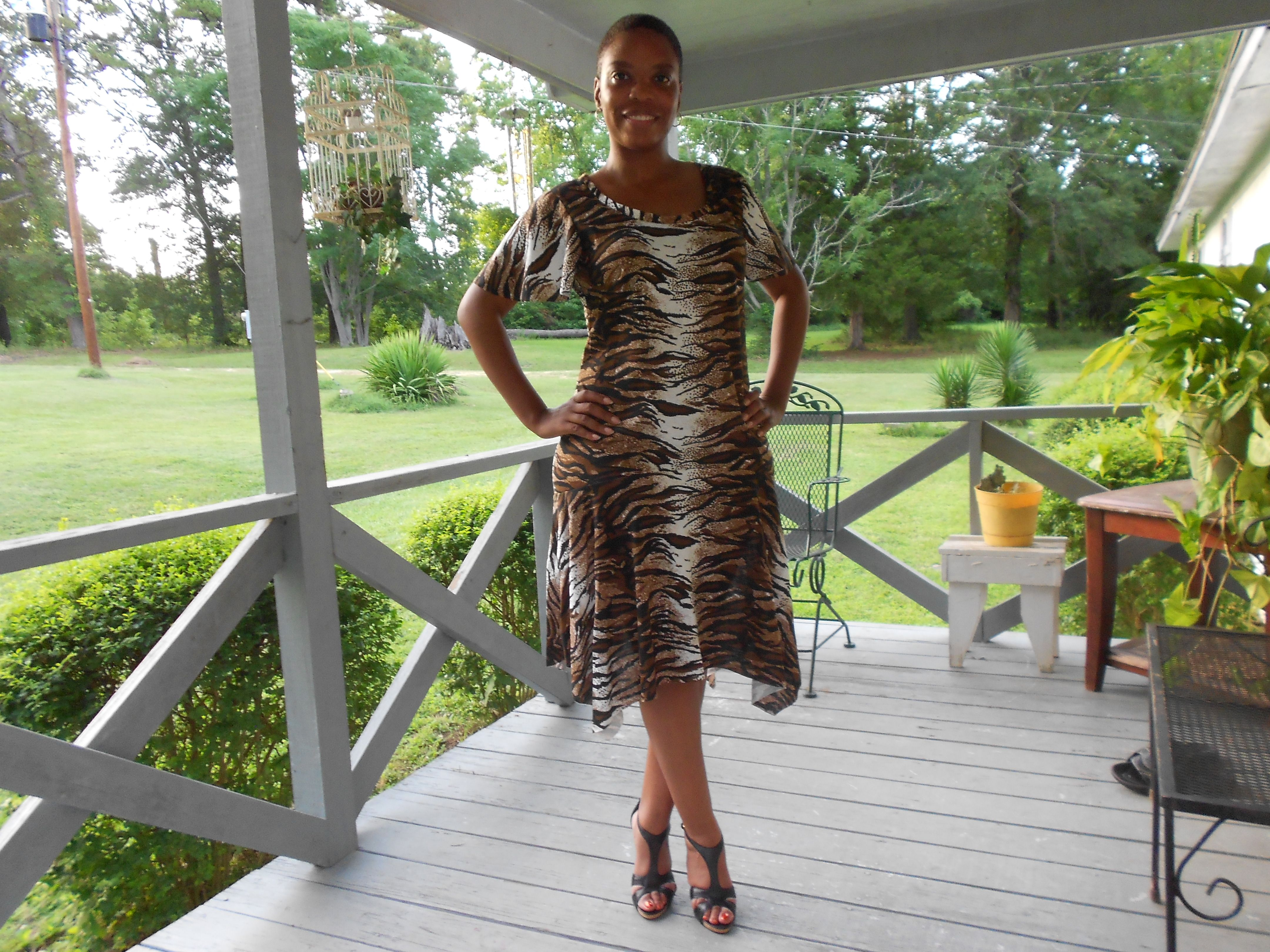 New Look 6371 + Pattern Review