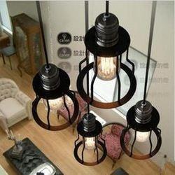 Goedkope Koop Rechtstreeks Van Chinese Leveranciers Gratis Verzending Loft Vintage Smeedijzeren Hanglampenindustriele Amerikaanse Stijl Kleinei Met Afbeeldingen Koperen Lampen
