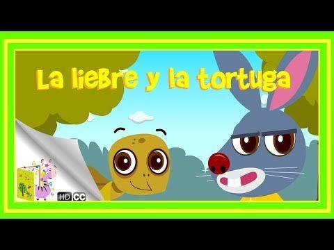 Cuentos Infantiles La Liebre Y La Tortuga En Español Youtube Cuento Infantiles Cuentos Cuentos Para Dormir