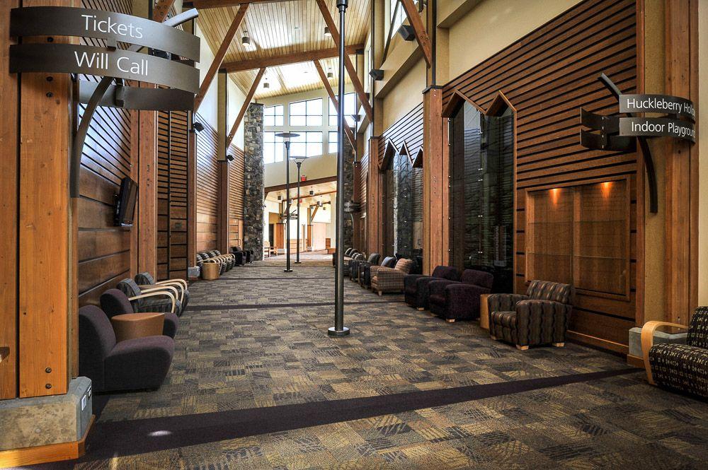 Kroc Center Portfolio Miller Stauffer Architects Coeur D Alene