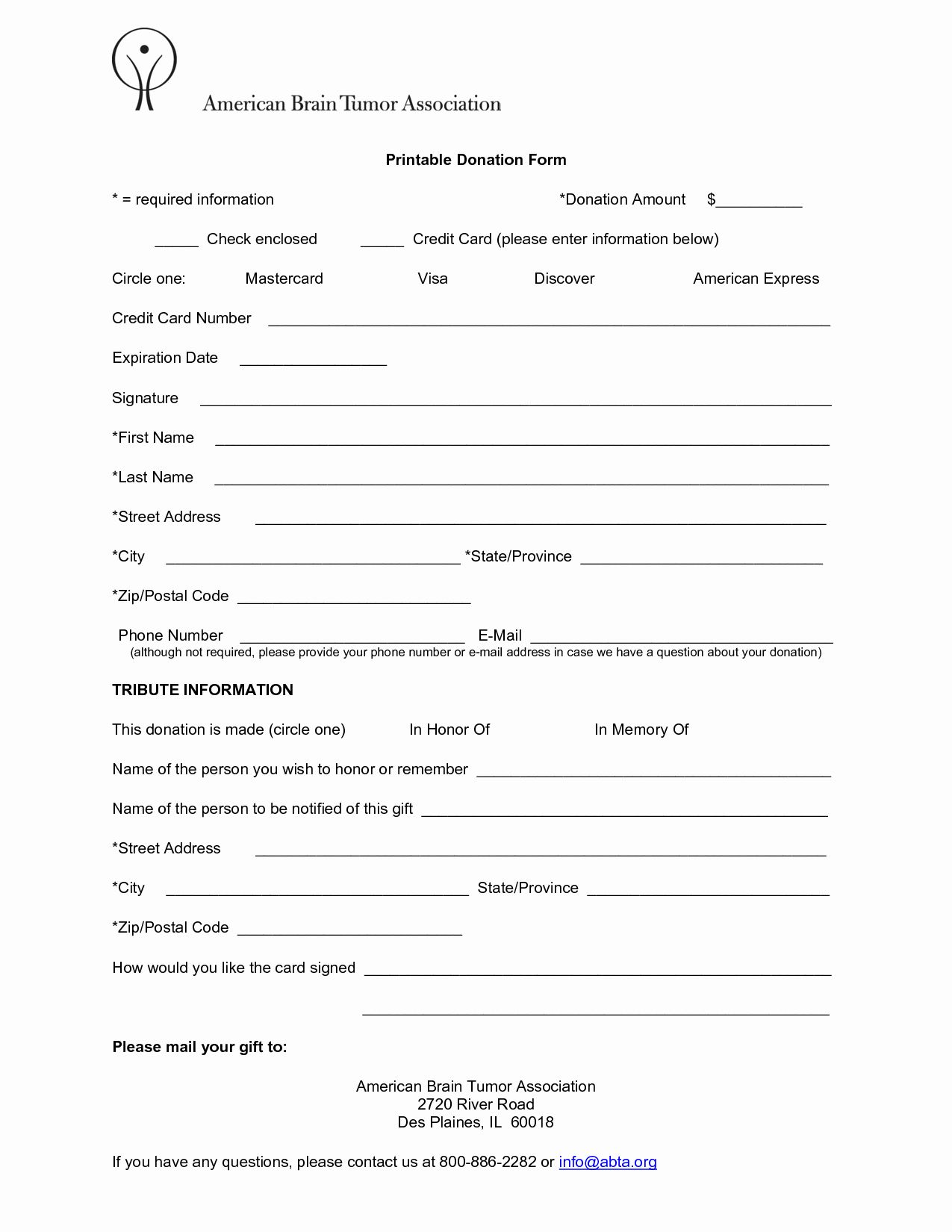 Donation Form Template Word Inspirational 6 Free Donation Form Templates Excel Pdf Formats Donation Form Donation Request Form Word Template