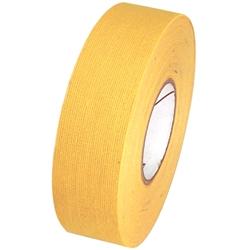 Yellow Cloth Hockey Stick Tape 1 X 25 Yard Roll Tapeplanet Com Hockey Stick Tape Hockey Stick Stick Tape