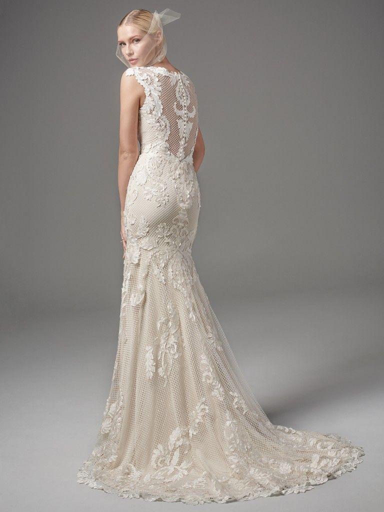 Maggie Sottero Wedding Dresses   Unique weddings, Wedding dress and ...