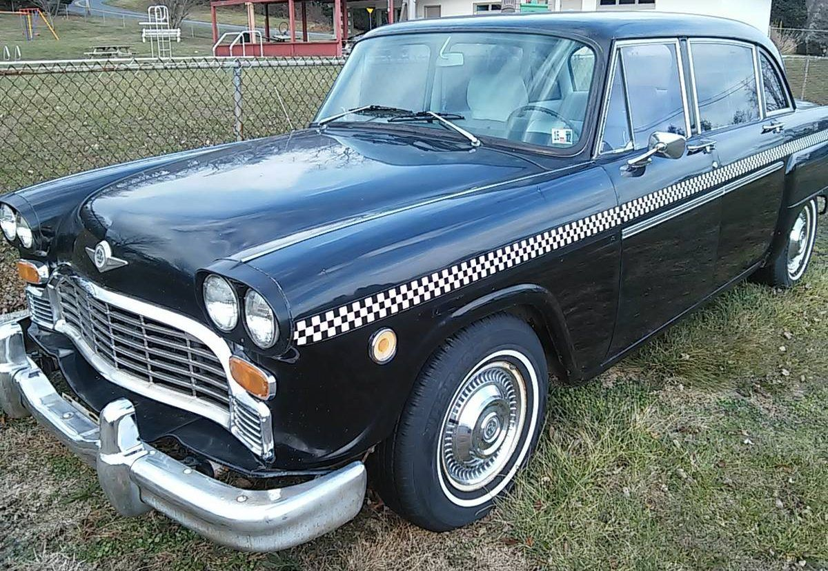Doctor\'s Check Up: 1971 Checker - http://barnfinds.com/doctors ...