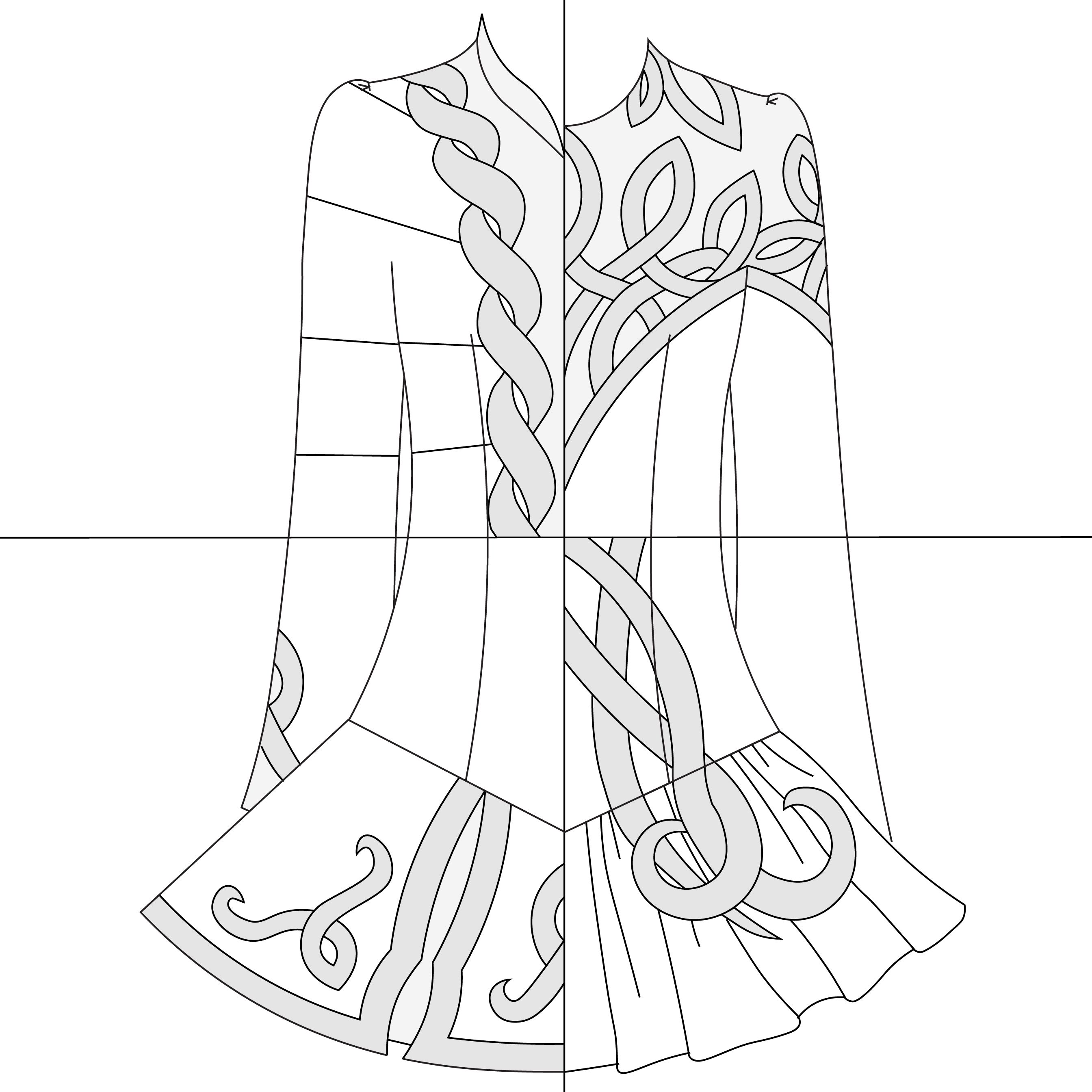 Solo Dress Pattern 2nd Edition In 2019 Dance Dresses
