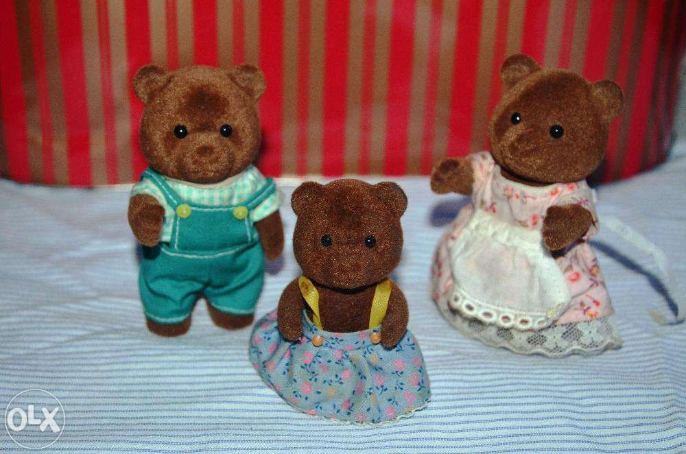 Sylvanian Families 14 pcs  Figures For Sale Philippines - Find New