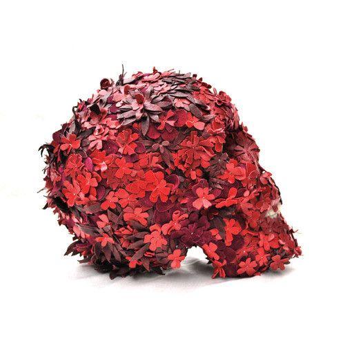 Jacky Tsai. Floral Skullptures by Jacky Tsai: ... - sup