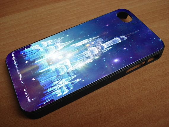 disney castle sky blue  for iphone 4/4s by GladiatorandBlood, $14.99