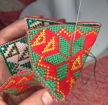 Biscornu Pincushion Set II - Advanced Embroidery Designs ...
