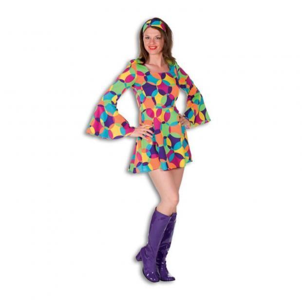 Flapper Fransen Top Neonrosa In 2020 80er Jahre Outfit 70er